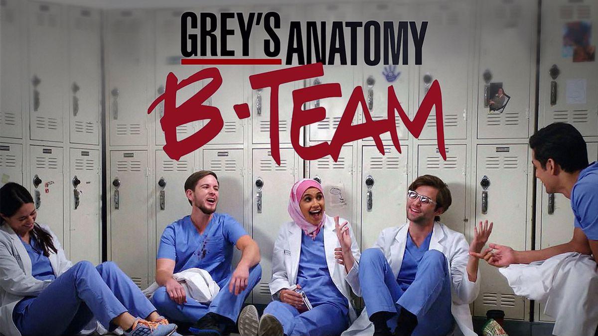 Grey's Anatomy: B Team | 7plus