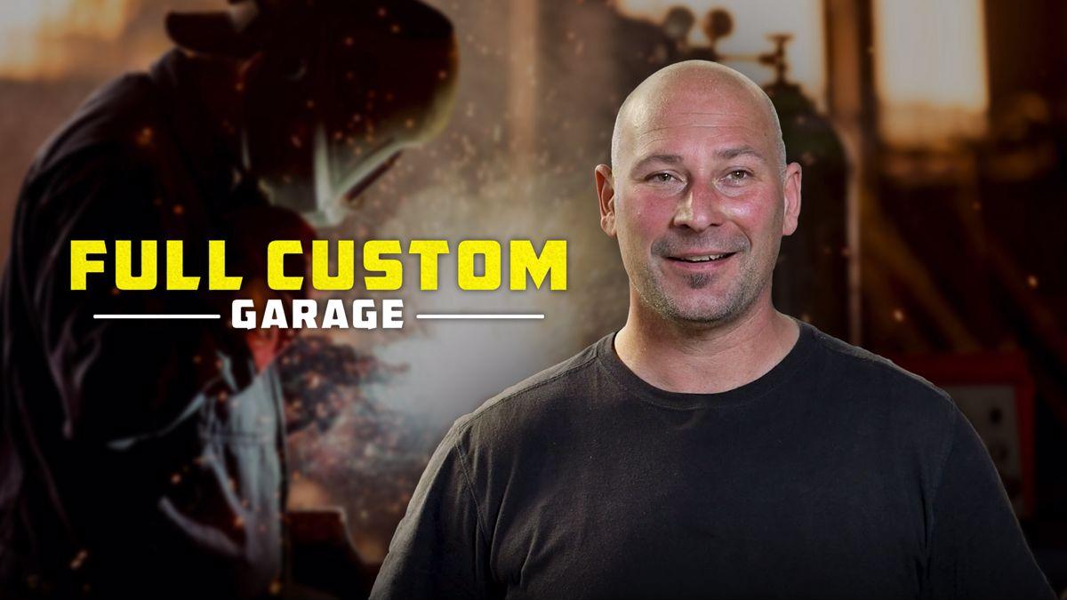 Full Custom Garage : Full custom garage plus